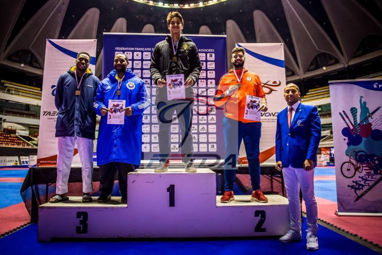 Taekwondo – Championnat de France : Tuarai Hery champion de France élite