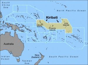 Trois pêcheurs de Kiribati en dérive retrouvés par les Garde-côtes américains