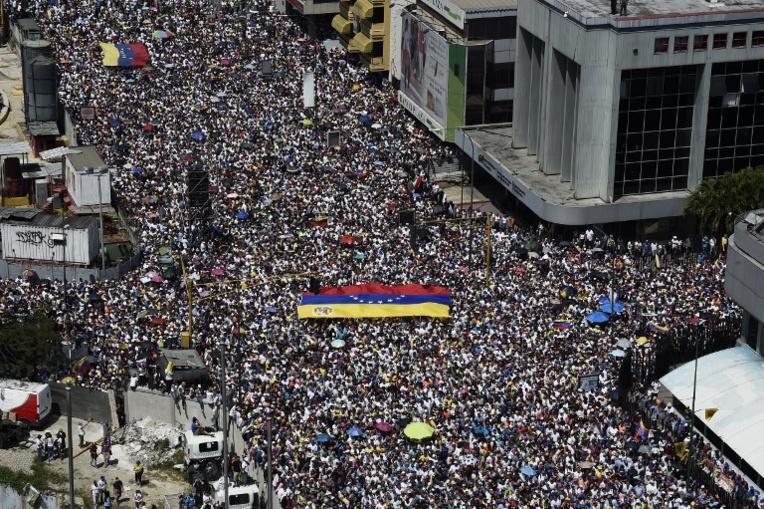 Venezuela: Guaido reconnu comme président par une dizaine de pays européens
