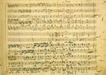 GB: une partition de Mozart trouvée par hasard dans une boutique de charité