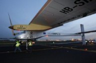 L'avion solaire Solar Impulse se prépare à son 2e vol international
