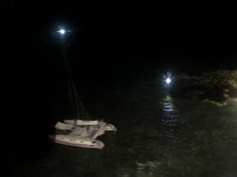 Un skipper secouru à Mopelia en pleine nuit