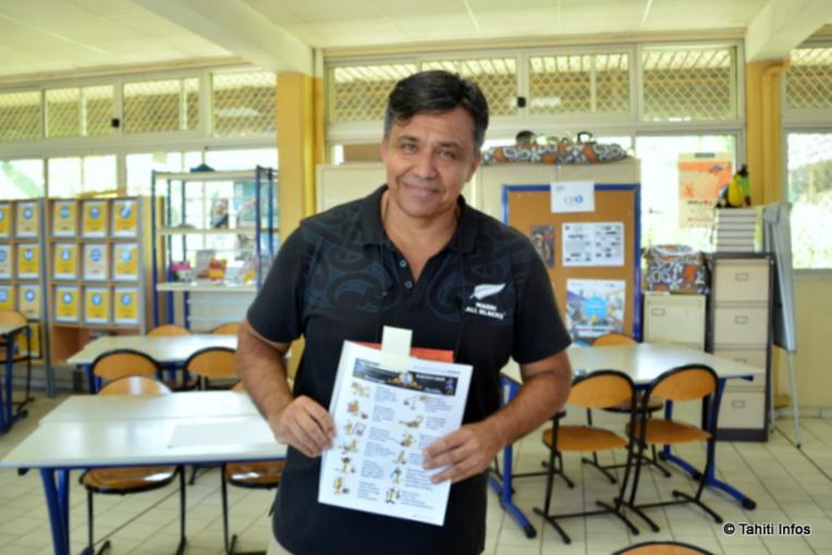 Munoz fait découvrir le dessin de presse à une classe de 3ème