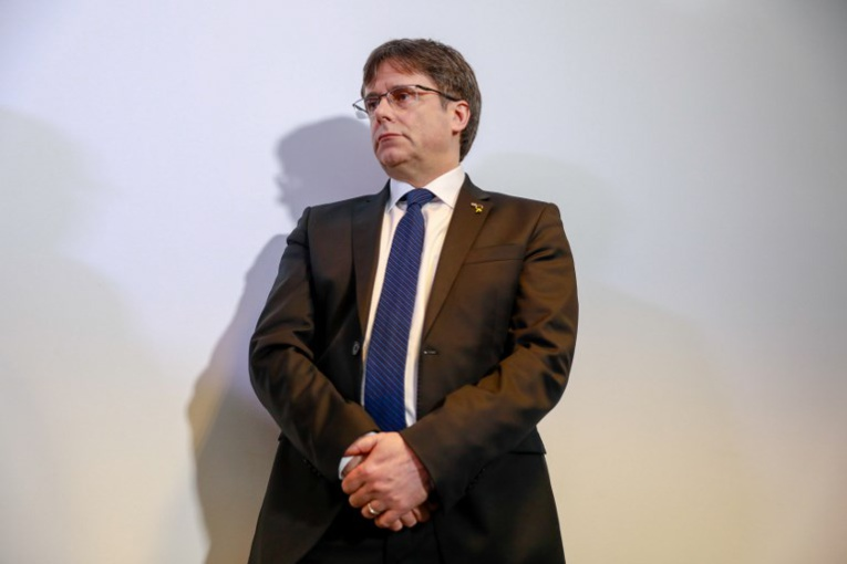 Principale figure de la tentative de sécession de la Catalogne d'octobre 2017, Carles Puigdemont est le grand absent du procès contre les dirigeants séparatistes qui s'est ouvert mardi à Madrid.