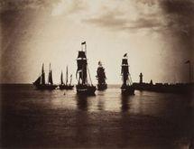 Une marine du photographe Le Gray vendue au prix record de 917.000 euros