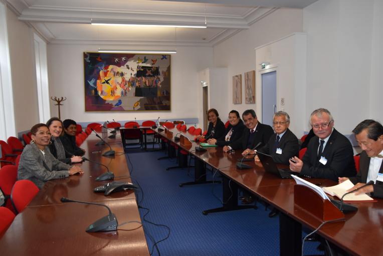 Toilettage du statut : à la rencontre de députés de la délégation outre-mer