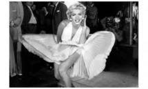 """USA: la robe de Marilyn dans """"Sept ans de réflexion"""" vendue 4,6 M USD"""