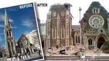 À Christchurch, plus de cinq mille bâtiments considérés comme instables