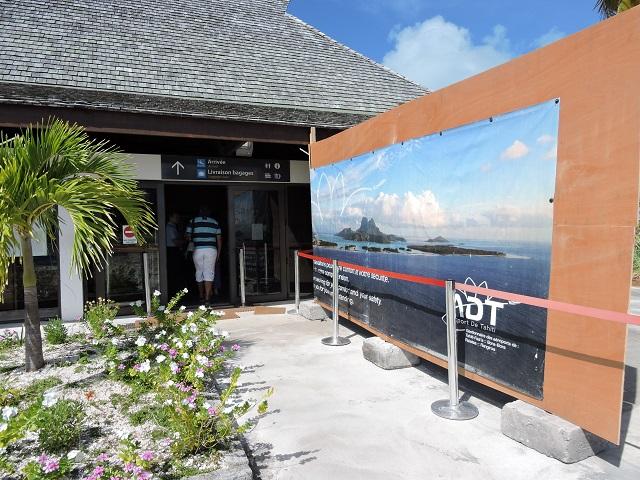 Girardin annonce le transfert au Pays de la gestion des aérodromes de Bora Bora, Rangiroa et Raiatea