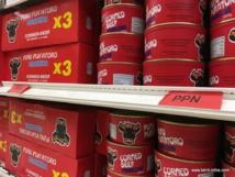 Modification des listes de produits à prix réglementés