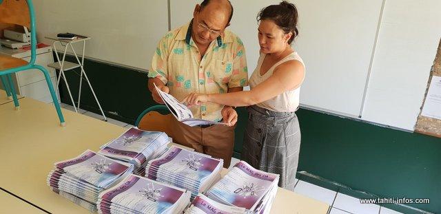Le magazine numéro 1 sera distribué ce vendredi à tous les CJA de Polynésie.