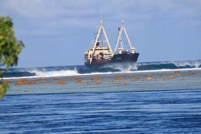 (Photo : Société de navigation polynésienne).