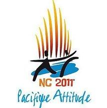 Le Député européen Maurice PONGA à l'avant première de la cérémonie d'ouverture des XIVème Jeux du Pacifique