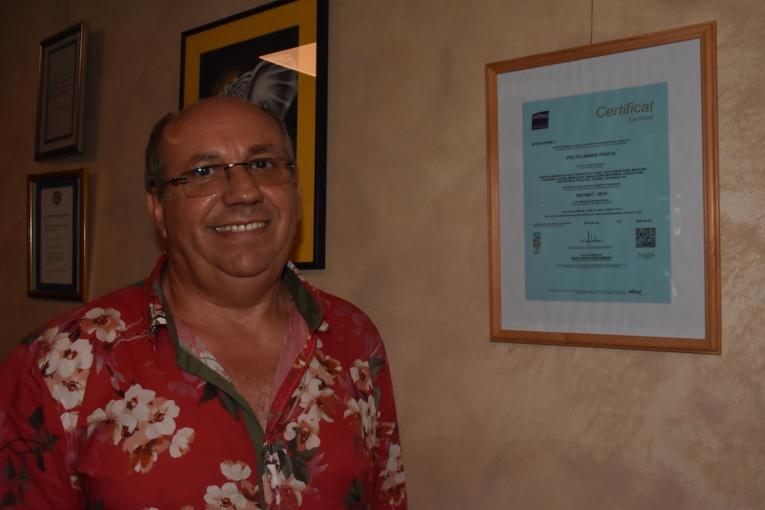 """Paofai certifiée ISO 9001 : """"Le message est que l'on veut être les meilleurs !"""""""