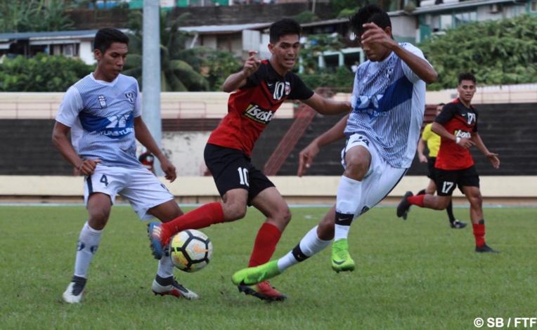 Football – Ligue 1 : Vénus en tête devant Tiare Tahiti et Tefana