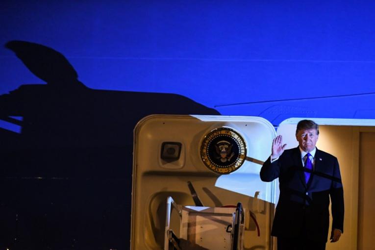Donald Trump rejoint Kim Jong Un à Hanoï pour un nouveau sommet