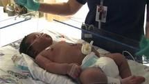Un bébé de 7,3 kilos né au Texas