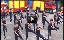 Avec leur chorégraphie sur le net, des pompiers du Rhône rameutent les foules à leur bal