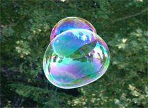 La bulle médiatique
