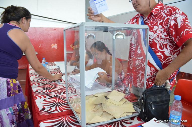 Chaque suffrage recueilli au premier tour des législatives rapporte cette année 196 francs aux partis politiques locaux, chaque parlementaire élu 4,4 millions Fcfp.