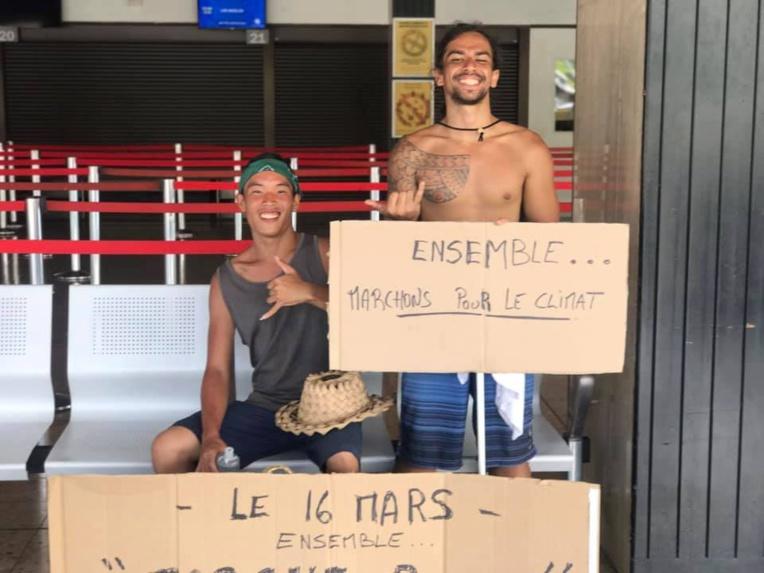 """Jason et Maiti : """"C'est le soutien de tous les Polynésiens qui nous a permis de marcher"""""""