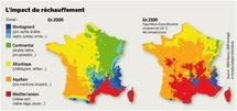 Changement climatique: Quels impacts possibles en France? Comment s'adapter?