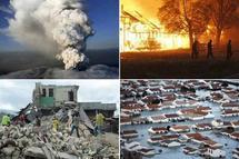 Réchauffement climatique: les désastres naturels vont se multiplier (ONU)