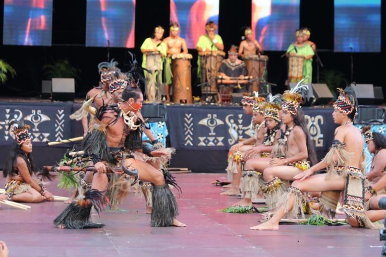 Le collège de Nuku Hiva repart avec le 1er prix de la catégorie 'ori.