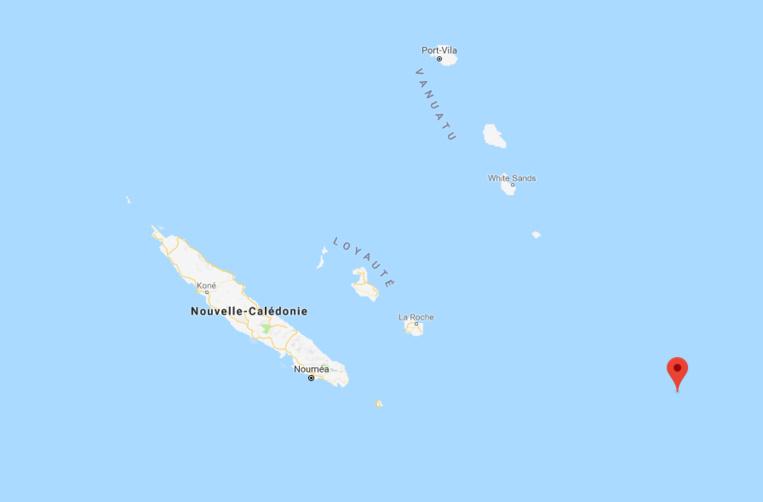 Querelles autour des îles Matthew et Hunter en Nouvelle-Calédonie
