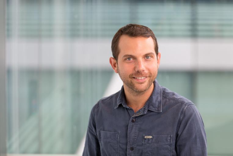 Julien Mellone, directeur de clientèle chez LinkedIn