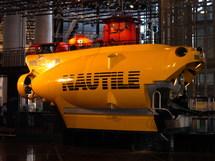 Le sous-marin Nautile de l'Ifremer, rénové, prêt à reprendre la mer