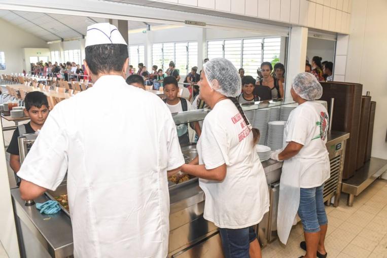 Une soirée gastronomique sera organisée le samedi 30 mars à partir de 19 heures, au collège de Tinomana Ebb. Un événement qui permettra aux collégiens de découvrir les métiers de l'hôtellerie et de la restauration. Crédit photo : Collège Tinomana Ebb.