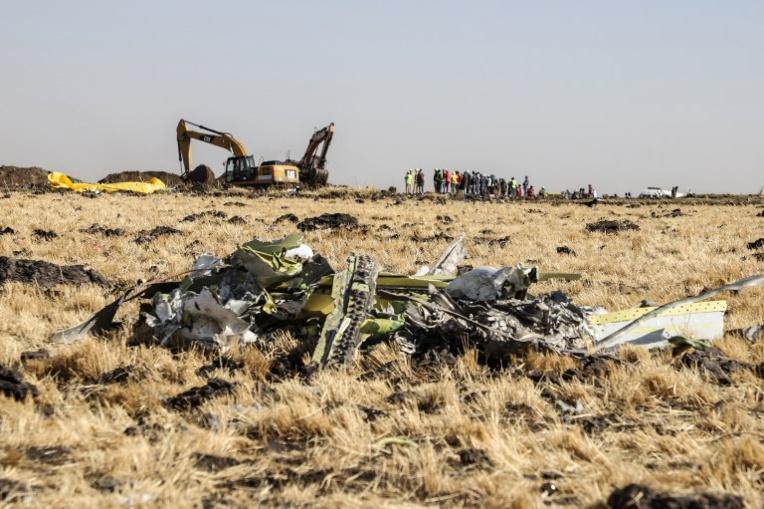 Crash en Ethiopie: les boîtes noires réceptionnées en France