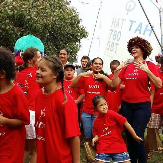 L'horticulture et la permaculture font partie des apprentissages des jeunes du centre Papa Nui.