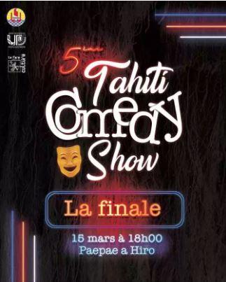 Huit finalistes pour le Tahiti comedy show