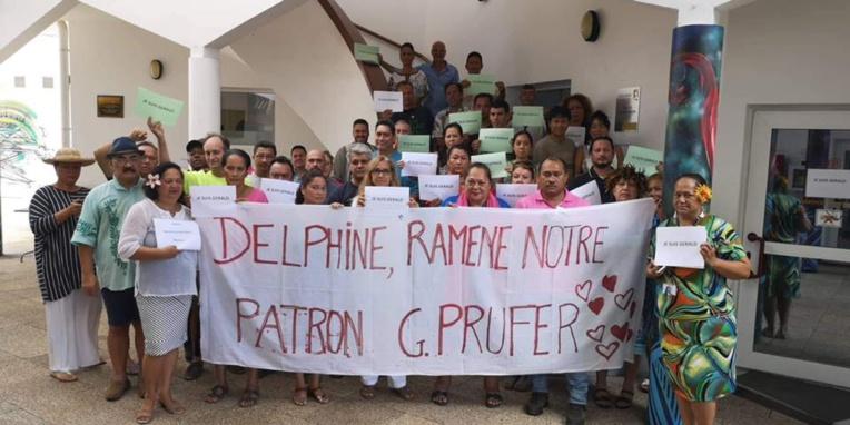 Les employés de la Station ont adressé un message à Delphine Ernotte, Présidente de France télévision