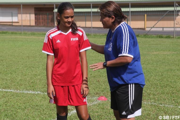 La formation, pilier du développement du football polynésien