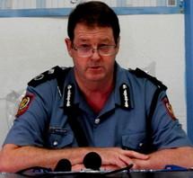 Le Néo-zélandais Chris Kelley débarqué de son poste de chef de la police de Tonga.