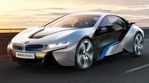 BMW dévoile sa voiture électrique i3 et sa sportive hybride i8