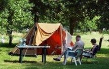 """Un camping néerlandais offre une """"garantie beau temps"""""""
