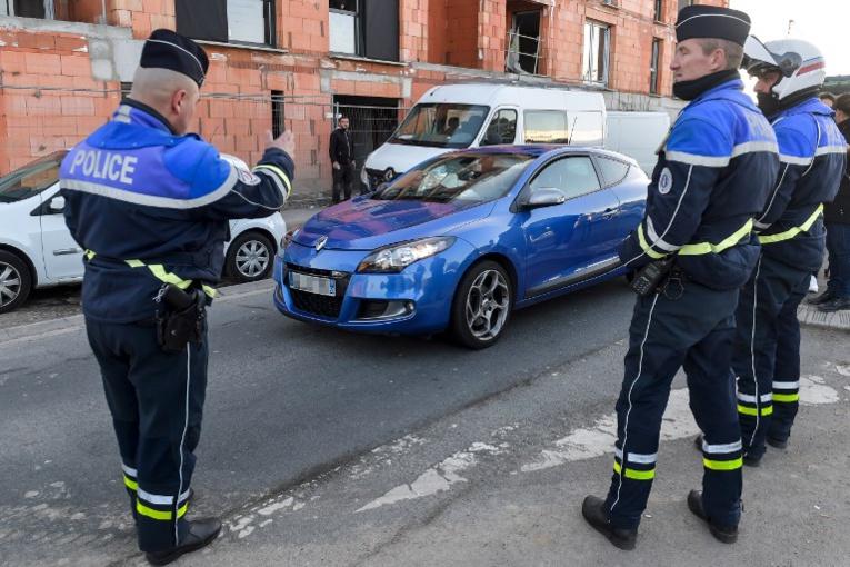 Interpellation fortuite à Paris d'un homme recherché dans une enquête terroriste