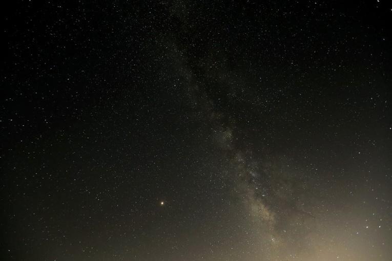 Le météore que personne n'a vu (sauf des satellites)