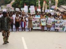 Manifestations indépendantistes dans les rues de Jayapura