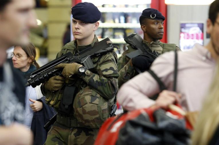 """""""Gilets jaunes"""": les militaires de Sentinelle mobilisés samedi"""
