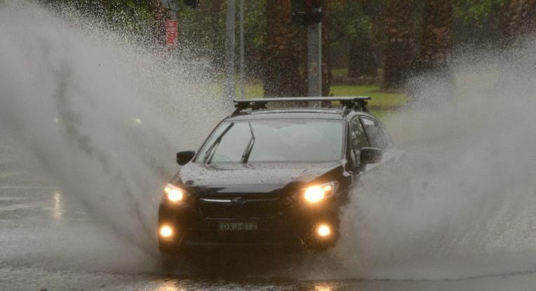 L'extrême Nord-Est de l'Australie balayé par le cyclone Trevor