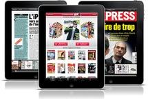 Acheter le journal sans quitter son lit, grâce au kiosque virtuel