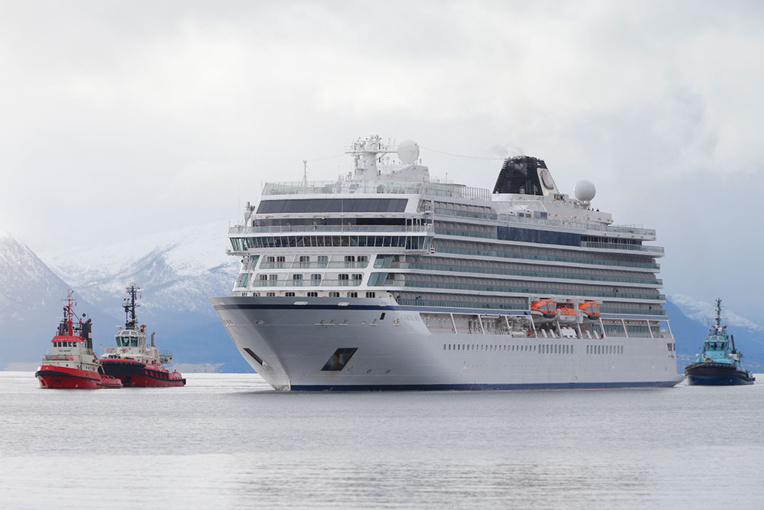 Norvège: le Viking Sky rejoint port un refuge après avoir frôlé le drame