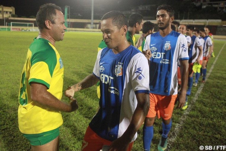 Temarii Tinorua a fait son retour en Ligue 1