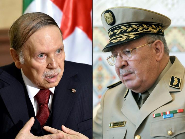 Algérie: le chef d'état-major demande de déclarer Bouteflika inapte