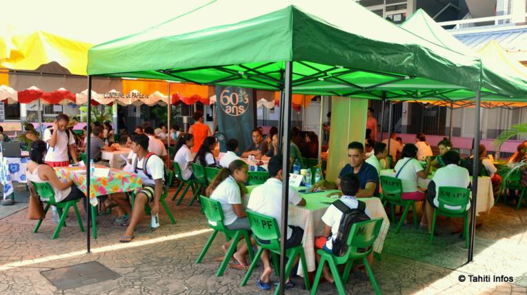 Les 170 élèves du collège Tiarama ont pu rencontrer 25 professionnels et lycées. De quoi préparer leur orientation.